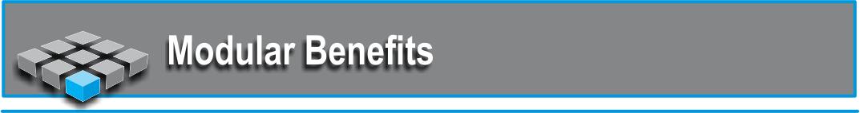 Modular Benefits