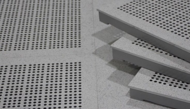 manufacturing raised floor systems